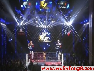 [视频]团彩环球拳王争霸赛郑州站[一]