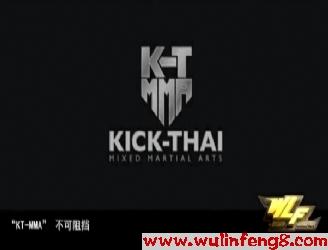 [视频]团彩环球拳王争霸赛英国站KTMMA规则