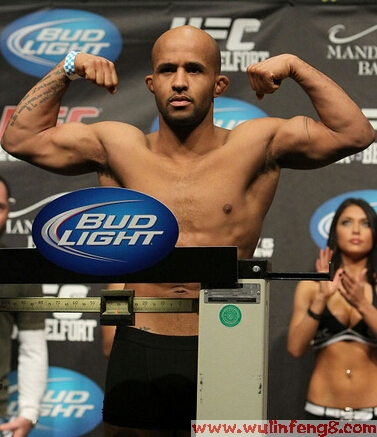 UFC57公斤 狄米崔斯-约翰逊(Demetrious Johnson) 资料
